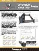 Steel Flatwork Curb and Gutter