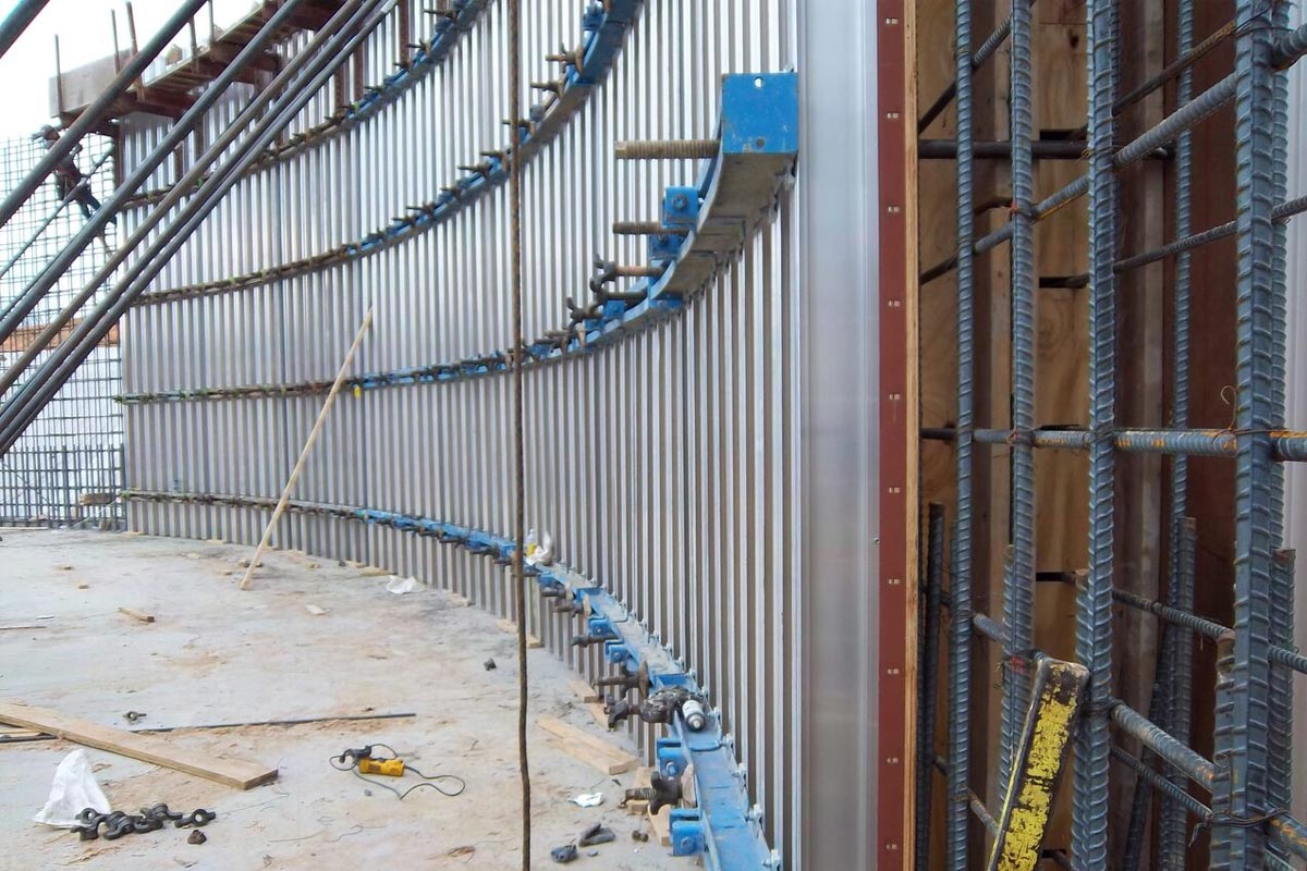 Aluminum Beam Gangs Concrete Forming From Form Tech