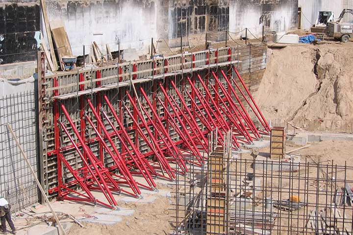 Concrete Formwork And Forming Systems Form Tech