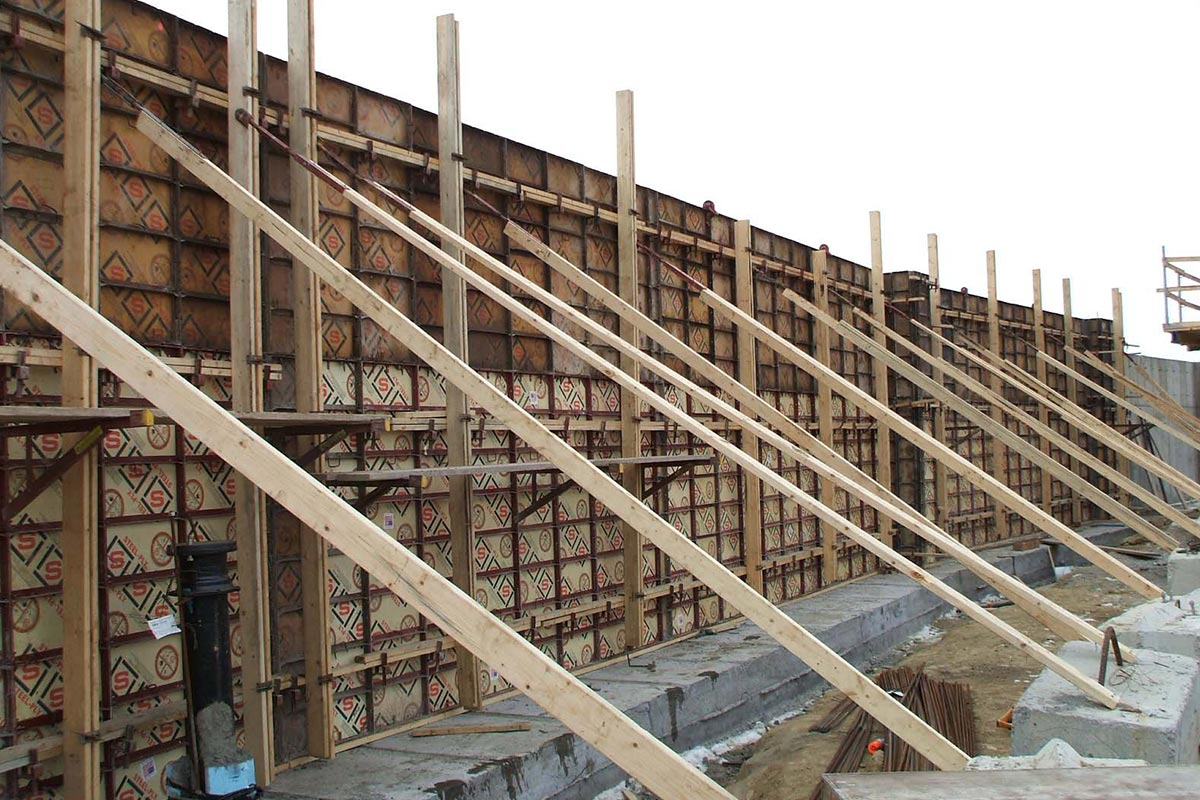 Top Quality Steel Ply Concrete Forming Systems From Form Tech