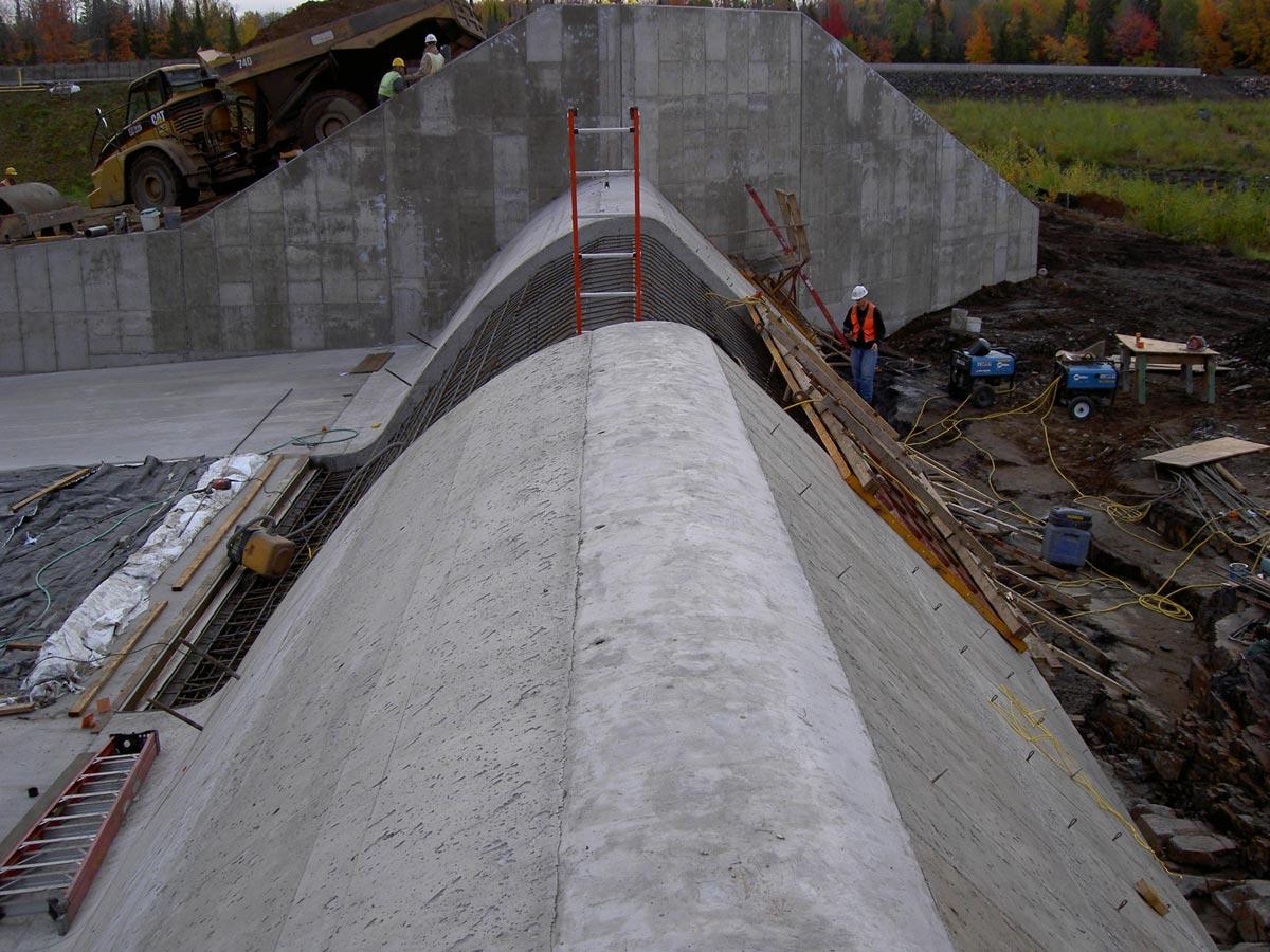 Flex Form Concrete Forming Radius Systems Form Tech