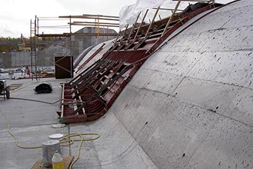 Flex Form Concrete Forming Radius Systems Form Tech