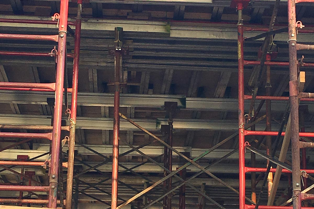10k Frame Concrete Shoring System Form Tech Forming Systems